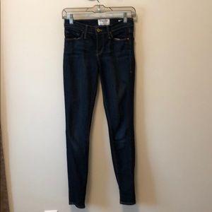 Frame  jeans Le Skinny de Jeanne size 26